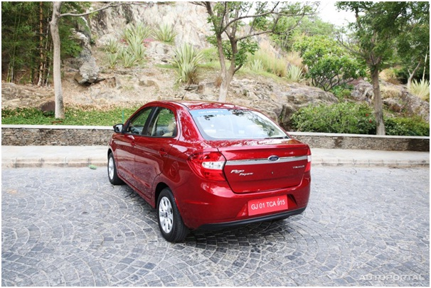 Ford Figo Aspire Launch Date Revealed By AutoPortal India