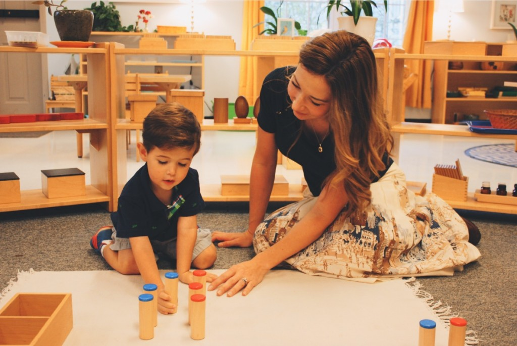 Montessori – The Advantages Of Mixed Age Classrooms