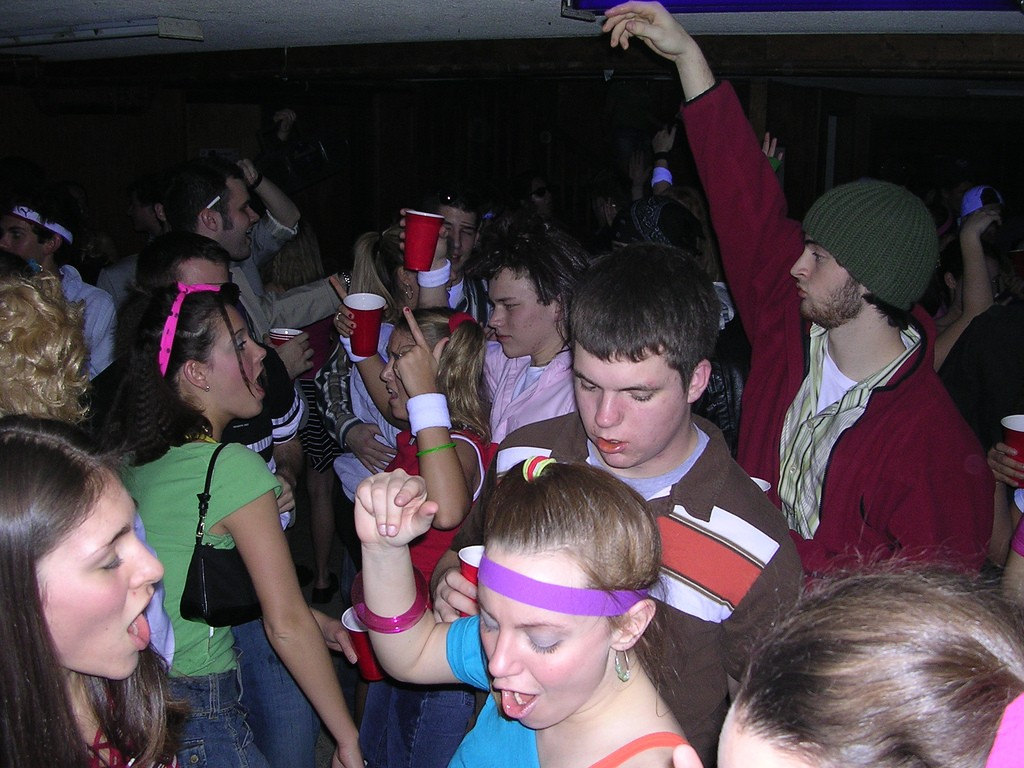 College Fun: The Secret Ingredients For A Frat Party Success