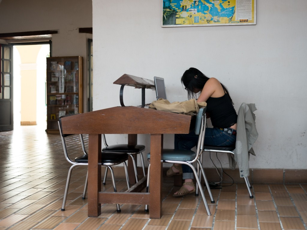 Organizing A Learning Space For Optimal Productivity