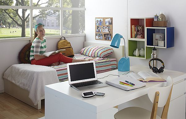 Stylish Additions To Any Student Dorm