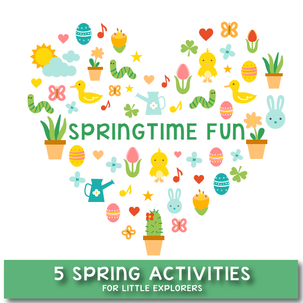 5 Spring Outdoor Activities And More