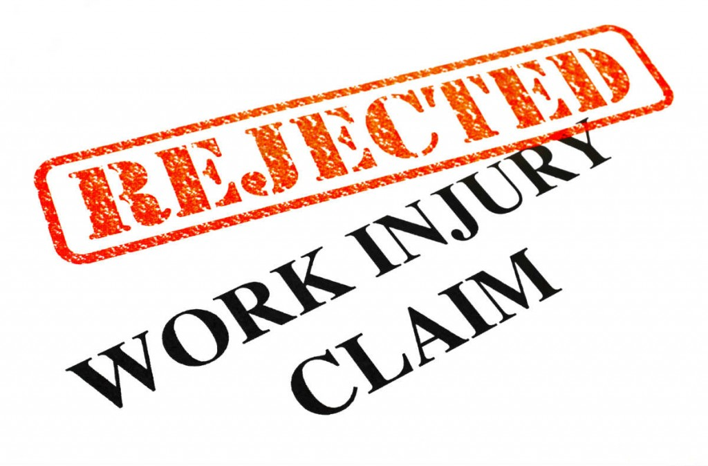 Reasons For The Denial Of Your Workers' Compensation Claim