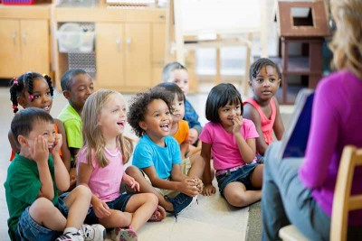 Making A Difference In Early Childhood Education