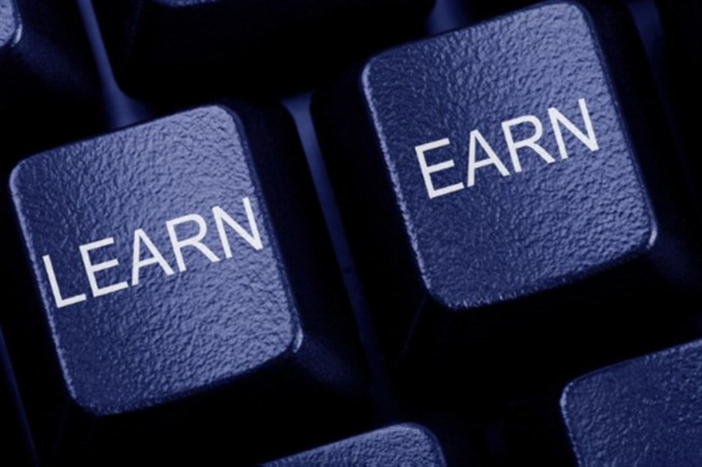 Spend Half The Time Learning and More Time Earning