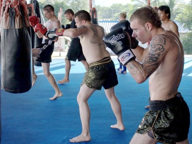 Phuket As One Of The Best Places For Taking Muay Thai Camp In Thailand