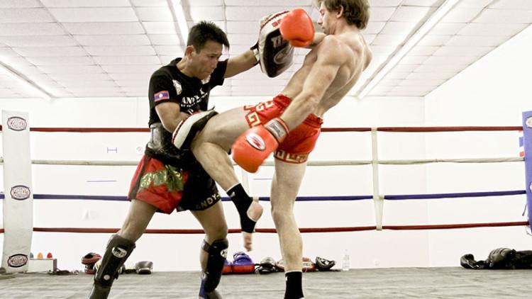 Enjoying Muay Thai Training In Thailand and Beautiful Place