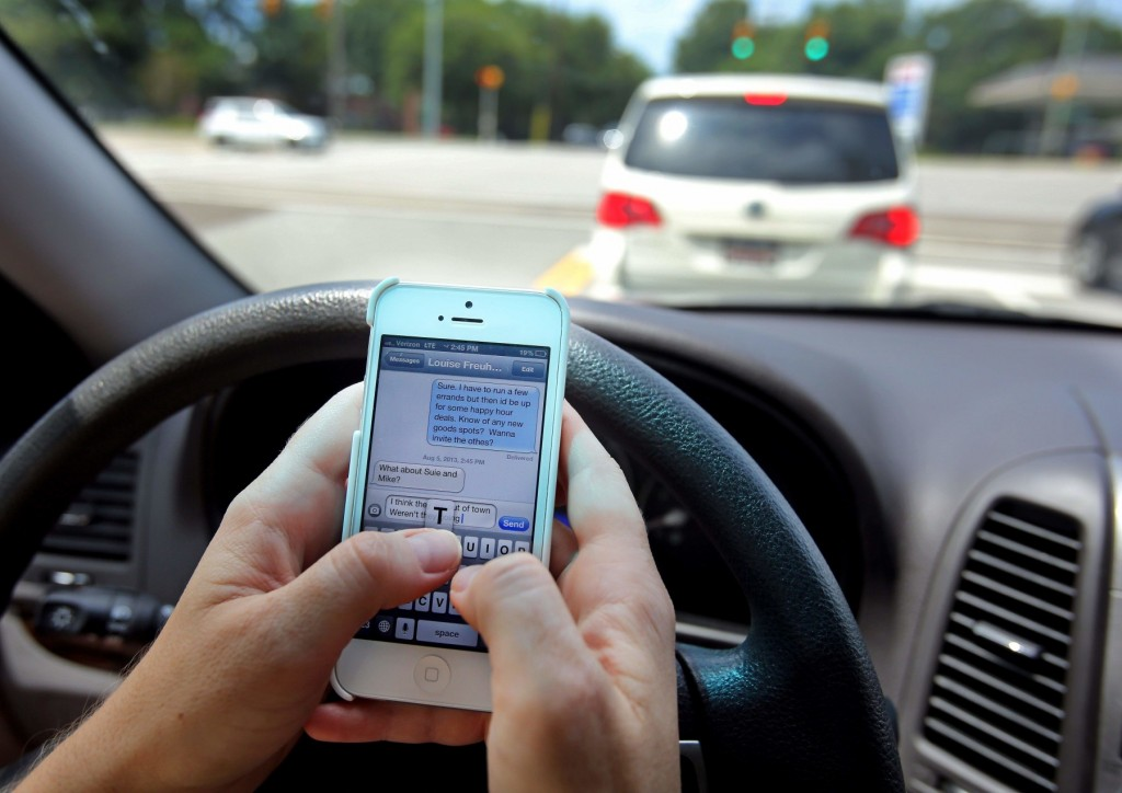 Avoiding Distracted Driving While On The Road