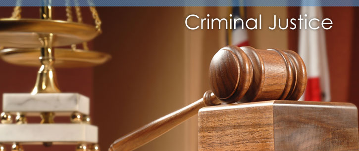 All About The Criminal Justice Program