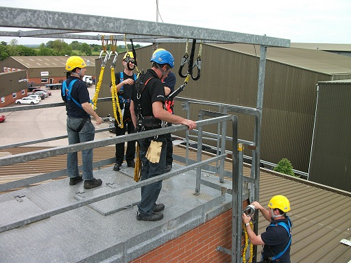 Training For Working At Height