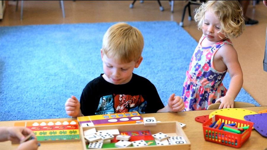 Preparing Children To Succeed