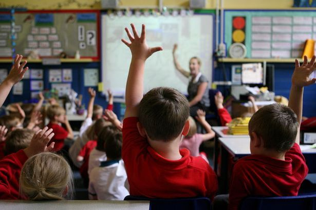 Education And Facilities In Cheshire Primary Schools