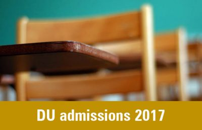 Application Forms For Delhi University Will Be Released In April 2017