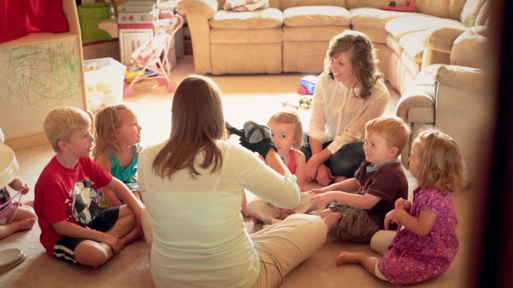 The Benefits Of Becoming A Childcare Nanny Professional