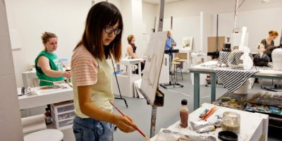How High School Art Students Should Excel In Observational Drawing