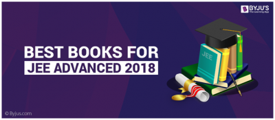 Best Books For JEE Advanced 2018