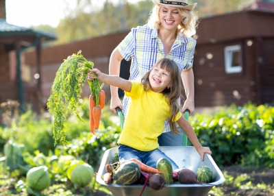 Educating Your Child Through Gardening — How Can It Be Done?