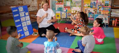 3 Ways to Work With Children