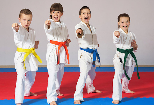 5 Ways Martial Arts Helps Children
