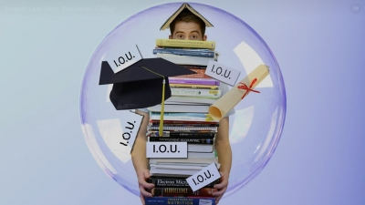 Don't Drown in Student Debt: 4 Tips to Free Your Finances
